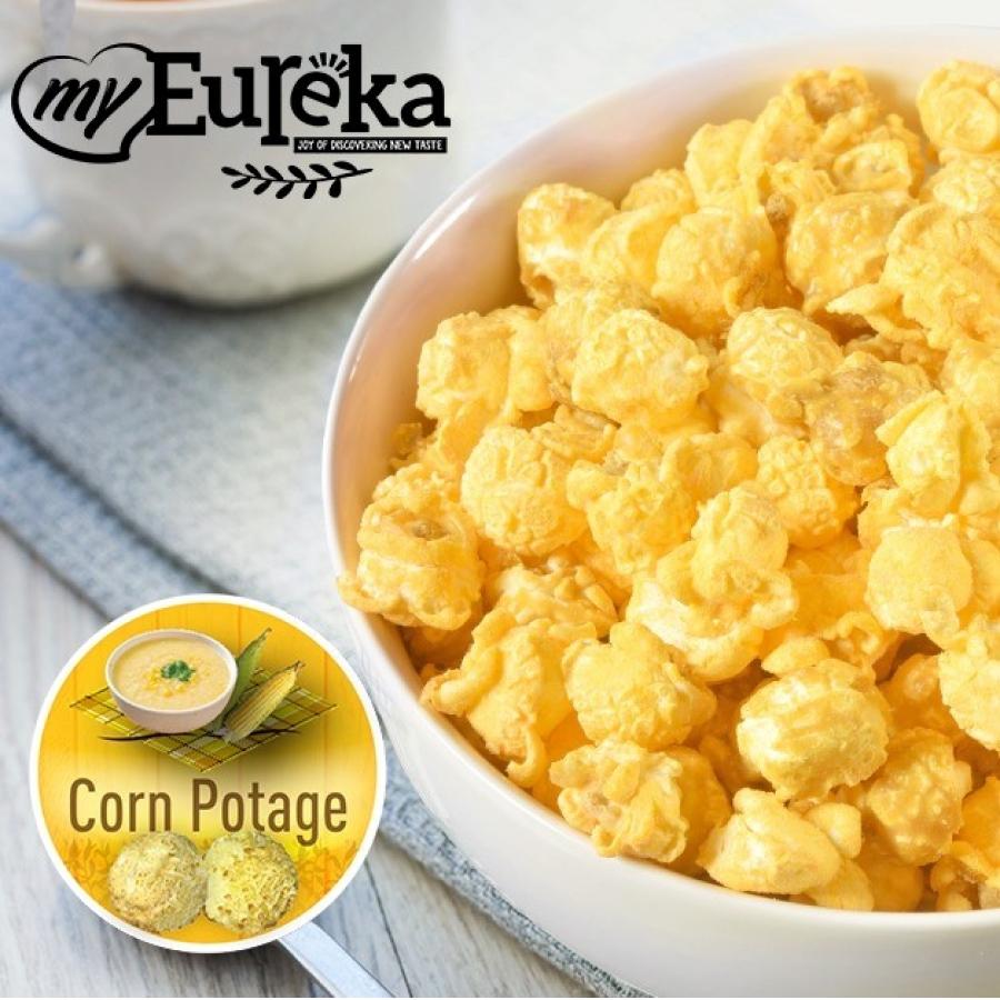 馬來西亞EUREKA爆米花- 玉米濃湯